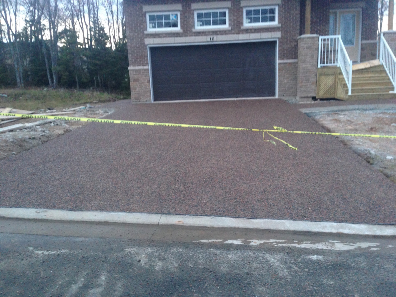 Types of Driveways Sand Seal Paving